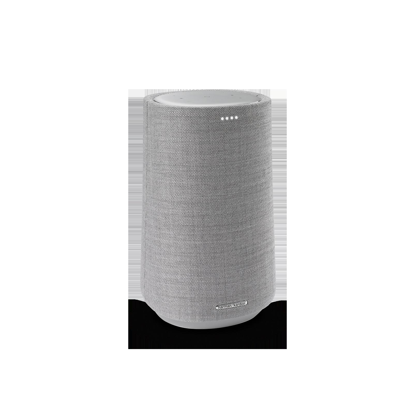 Harman Kardon Citation 100 - Grey - The smallest, smartest home speaker with impactful sound - Hero